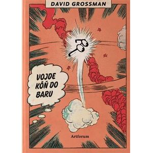 Vojde kôň do baru - David Grossman