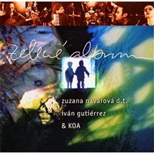Zelené album - Zuzana Navarová, Koa