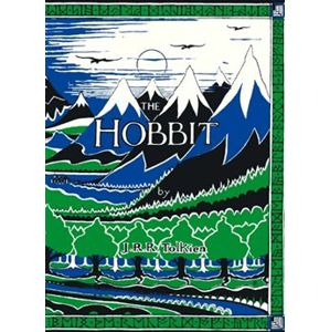 The Hobbit Facsimile First Edition. (80th anniversary slipcase edition) - J. R. R. Tolkien