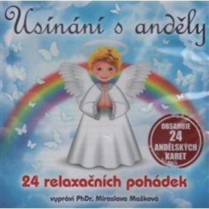 Usínání s Anděly. 24 relaxačních pohádek, CD - Miroslava Mašková