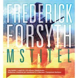Mstitel, CD - Frederick Forsyth