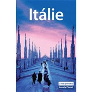 Itálie - Lonely Planet