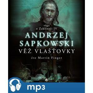 Věž vlašťovky, mp3 - Andrzej Sapkowski