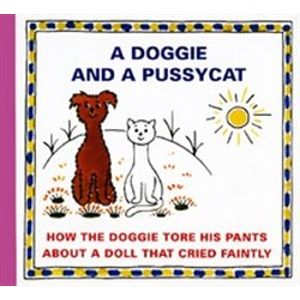A Doggie and a Pussycat - How the Doggie tore his pants / About a doll that cried faintly - Josef Čapek