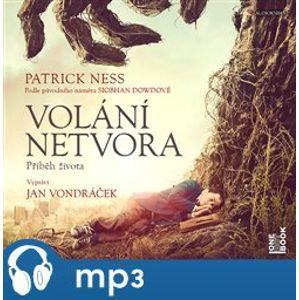Volání Netvora, mp3 - Patrick Ness