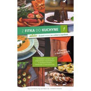 Z fitka do kuchyne 1. alebo Čo jesť (nielen) po cvičení a nepribrať - Lucia Švaral