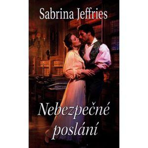 Nebezpečné poslání - Sabrina Jeffries