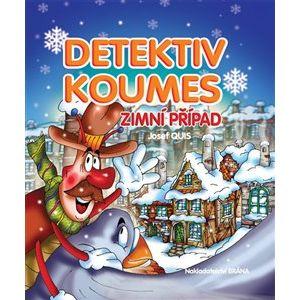 Detektiv Koumes - Zimní případ - Josef Quis