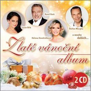 Zlaté vánoční album - Štefan Margita, Karel Gott, Waldemar Matuška, Helena Vondráčková, Lucie Bílá