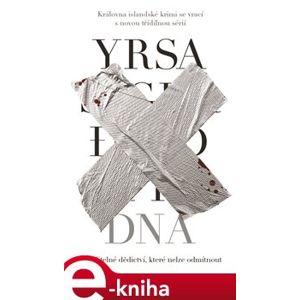DNA - Yrsa Sigurdardóttir e-kniha
