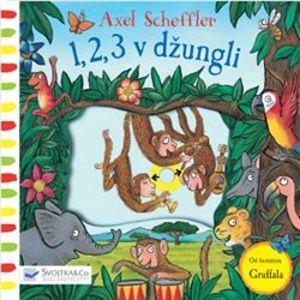 1,2,3 v džungli - Axel Scheffler