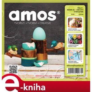 Creativ Amos 01/2015. tvoření pro každého e-kniha