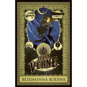 Bezejmenná rodina - Jules Verne