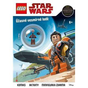 Lego Star Wars - Úžasné vesmírné lodě - kolektiv