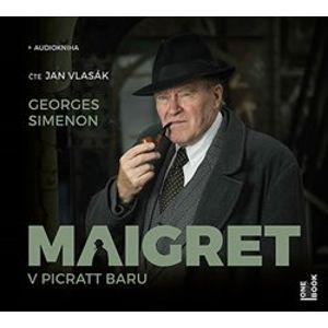 Maigret v Picratt baru, CD - Georges Simenon