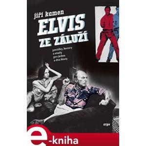Elvis ze Záluží. Povídky, horory a etudy pro jeden a dva hlasy - Jiří Kamen e-kniha