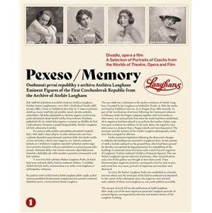 Pexeso Memory 1. Divadlo, opera, film