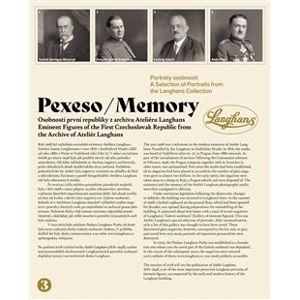 Pexeso Memory 3. Portréty osobností
