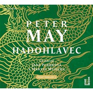 Hadohlavec, CD - Peter May