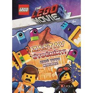 Lego Movie 2 Zastav útočníky! Znič tuto knihu! - kol.