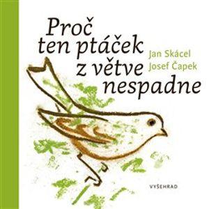 Proč ten ptáček z větve nespadne - Jan Skácel