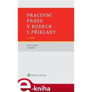 Pracovní právo v bodech s příklady. 5. vydání - Petr Hůrka, a kolektiv autorů e-kniha