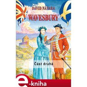 Wavesbury - část druhá. Plukovník a rebelova dcera - David Návara