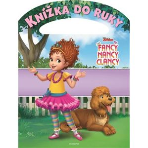 Fancy Nancy Clancy - Knížka do ruky - kolektiv