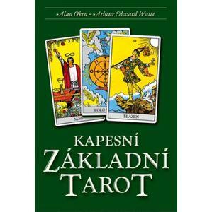 Kapesní Základní Tarot - Alan Oken