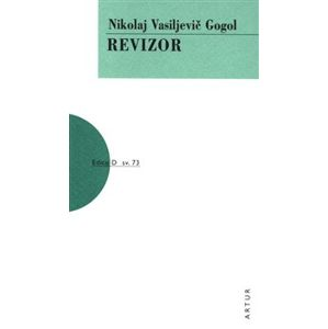 Revizor - Nikolaj Vasoljevič Gogol