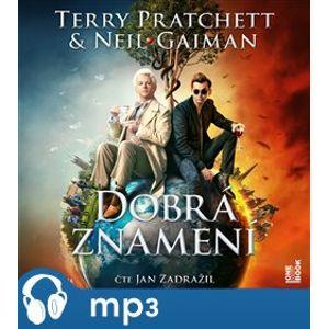 Dobrá znamení - Neil Gaiman, Terry Pratchett