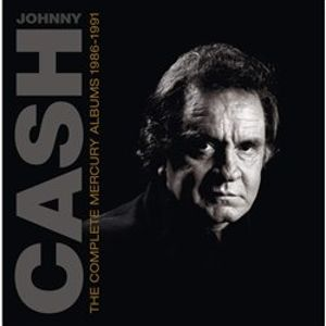 Complete Mercury Albums 1986-1991/LTD - Johnny Cash