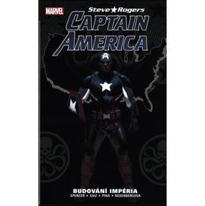 Captain America: Steve Rogers 3: Budování impéria - Rachelle Rosenberg, Nick Spencer, Jesus Saiz