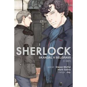 Sherlock 4: Skandál v Belgrávii - Steven Moffat, Mark Gatiss