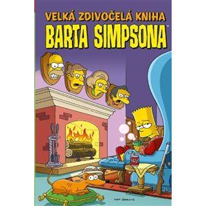 Velká zdivočelá kniha Barta Simpsona - kolektiv autorů