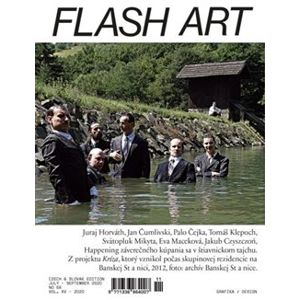 Flash Art 56/2020. Czech and Slovak Edition