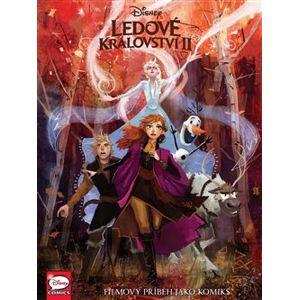Ledové království II - filmový příběh jako komiks - Simon Furman