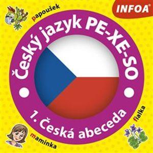 Angličtina PE-XE-SO - 1. česká abeceda