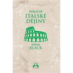 Stručné italské dějiny - Jeremy Black