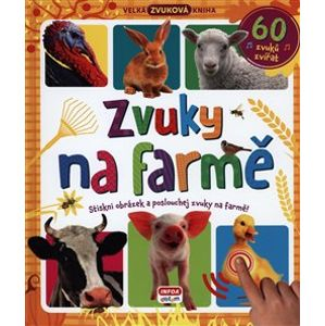Zvuková kniha - Zvuky na farmě