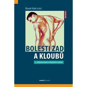 Bolesti zad a kloubů - kol., Marek Hakl