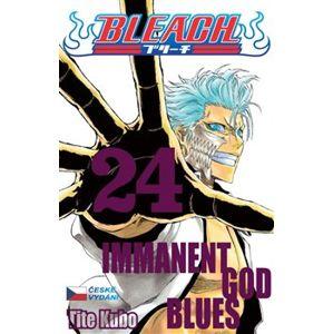 Bleach 24: Immanent God Blues - Tite Kubo
