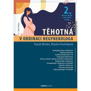 Těhotná v ordinaci negynekologa - Tomáš Binder, Blanka Vavřinková