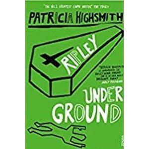 Ripley Under Ground - Patricia Highsmithová