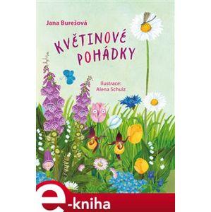 Květinové pohádky - Jana Burešová