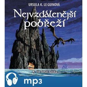 Nejvzdálenější pobřeží, mp3 - Ursula K. Le Guinová