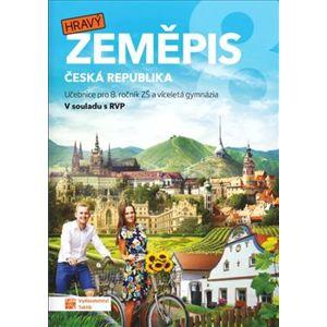 Hravý zeměpis 8 – Česká republika - učebnice